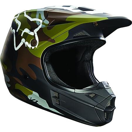 Casque Motocross Fox 2016 Special Edition V1 Camo Vert