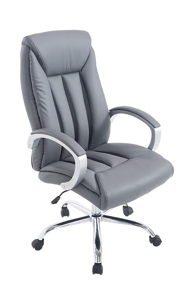 Sedia da ufficio grande Lucerne grigio