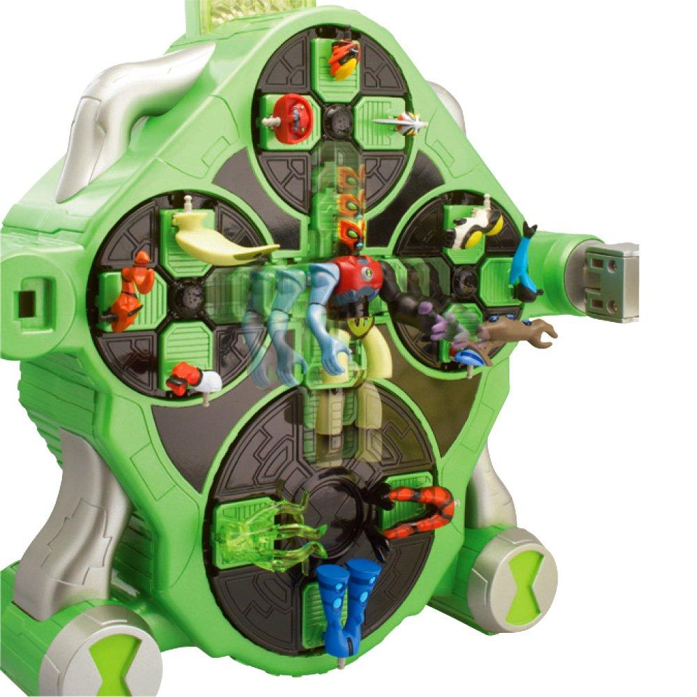 Ben 10 alien force toys goop