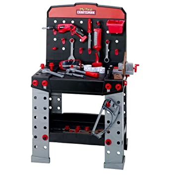 Craftsman Toy Wooden Workbench Build Cnc Router Plans Epoxy Wood Filler Lowes