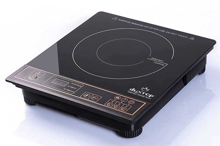 Secura 8100MC 1800W Portable Induction Cooktop Countertop Burner via Amazon