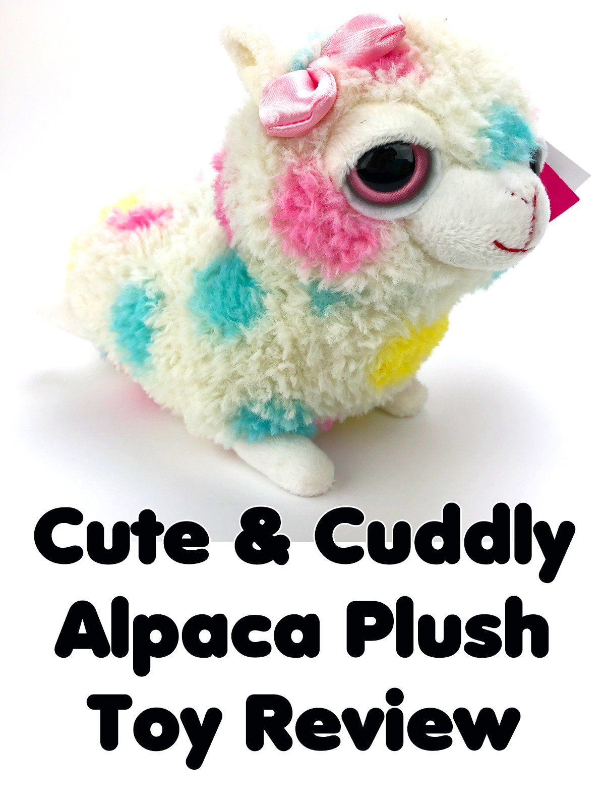 Review: Cute & Cuddly Alpaca Plush Toy Review on Amazon Prime Video UK