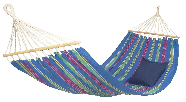 Amazonas EL-1071000 Aruba juniper Hängematte, Belastbarkeit 180kg, Liegefläche 210 x 120cm günstig bestellen
