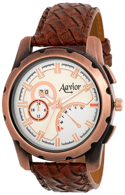 Aavior AA067  Analog Watch For Boys