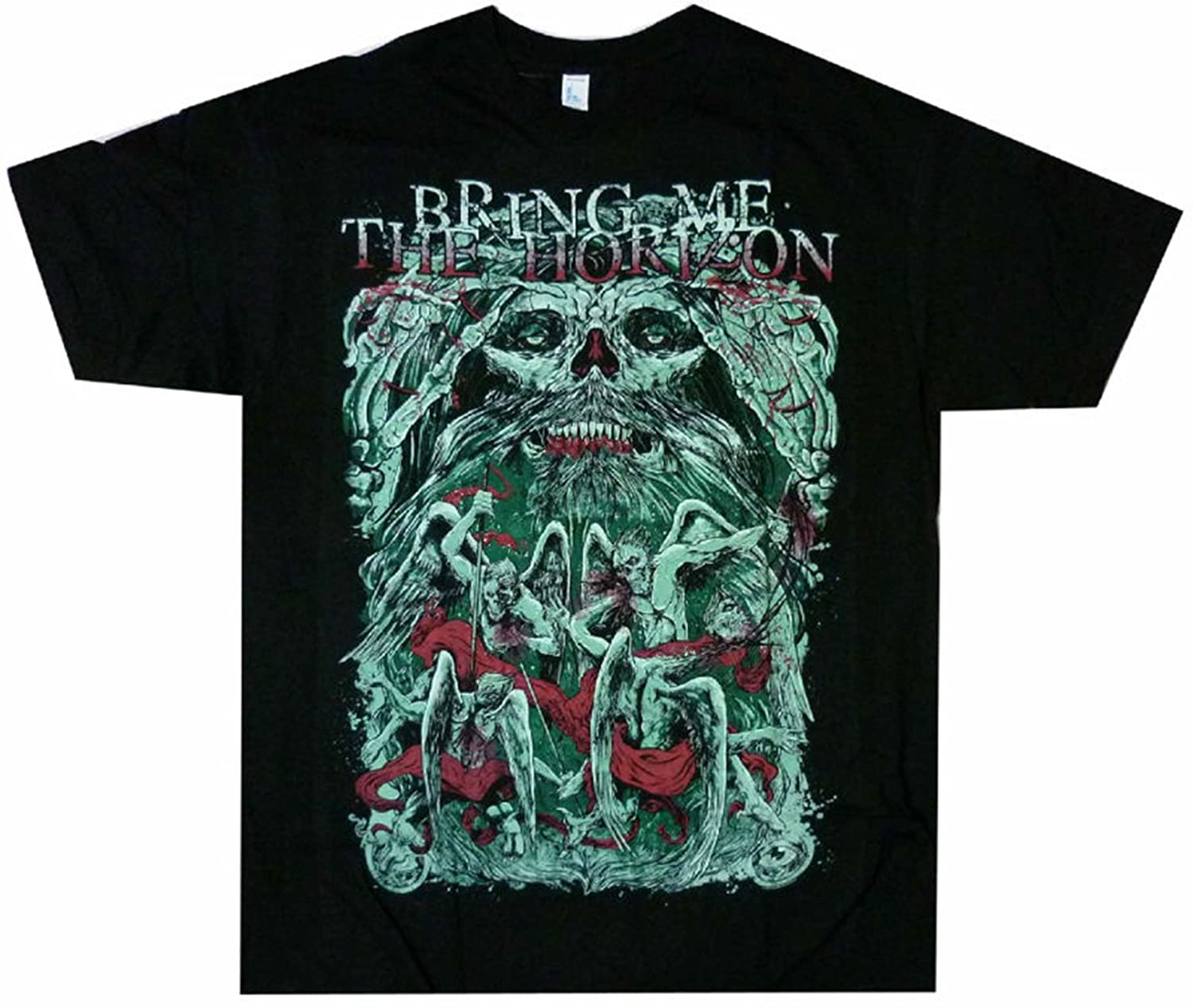 Bring Me The Horizon Shirt Hot Topic Bring Me The Horizon Belanger