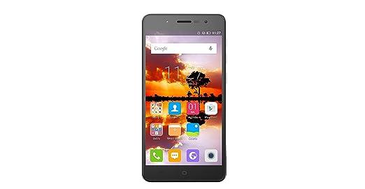 Hisense L671 Smartphone débloqué 4G (Ecran: 5 pouces - 16 Go - Double SIM - Android 5.1 Lollipop) Noir