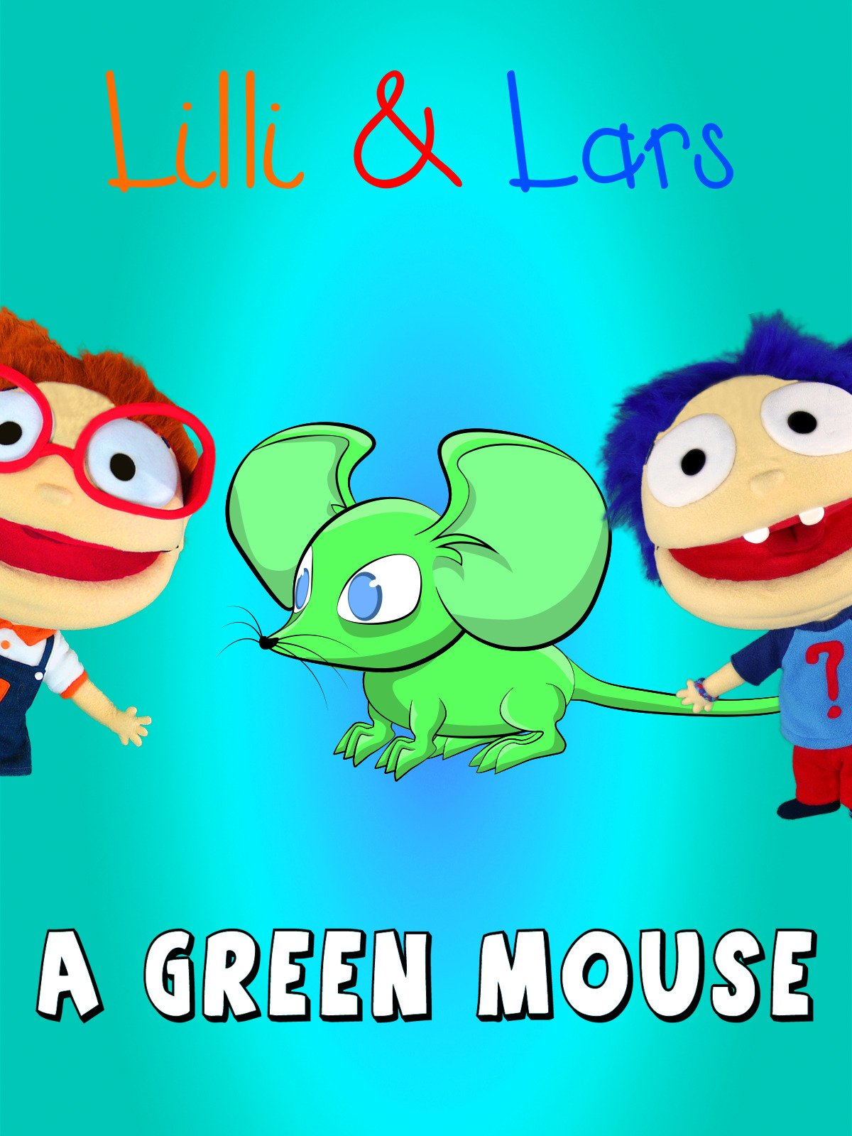Clip: A Green Mouse
