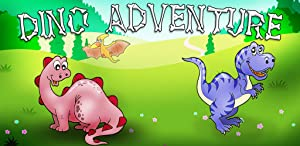 Dinosaur Games for Kids: Dino Adventure HD - Fun & Cool Dinosaur Digging Game for Kindergarten and Preschool Toddlers, Boys and Girls Under Ages 2, 3, 4, 5 Years Old - Free Trial from App Family AB