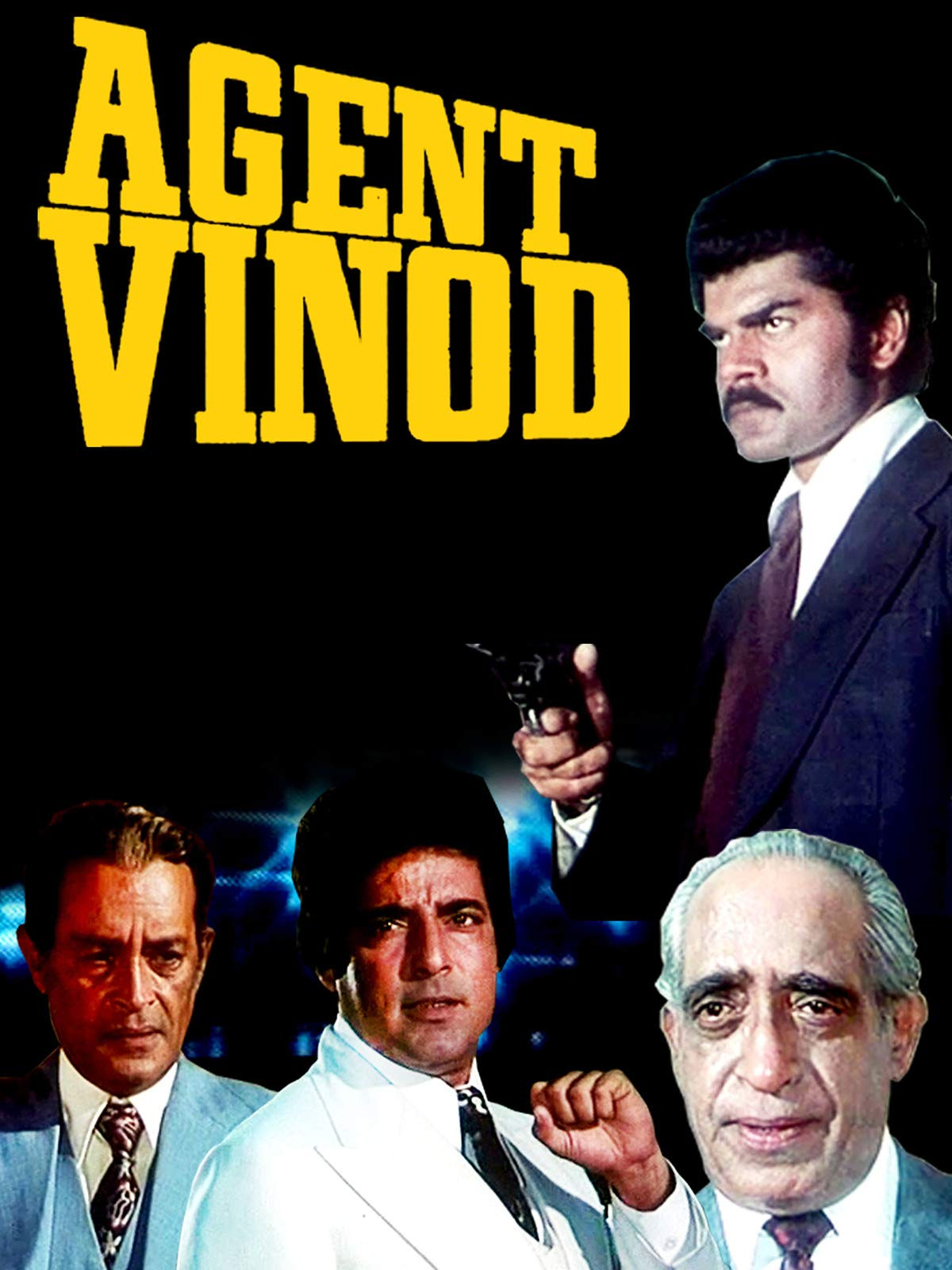 Agent Vinod on Amazon Prime Video UK