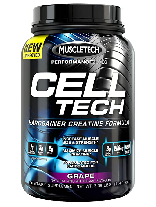 Muscletech Cell-tech Performance Series Hardcore Creatin 3lbs