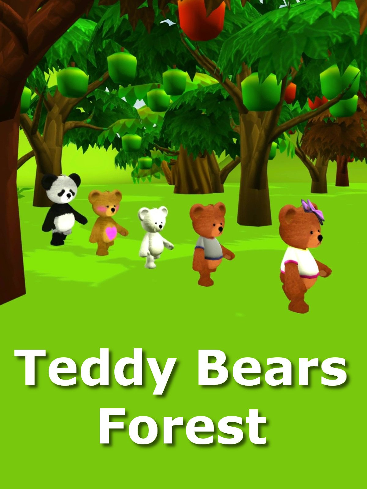 Teddy Bear Forest on Amazon Prime Instant Video UK