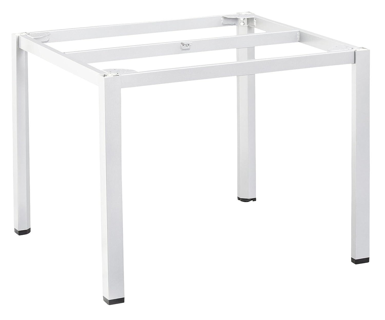 KETTLER Advantage Esstische Cubic-Tischgestell 95 x 95 cm, weiß günstig kaufen