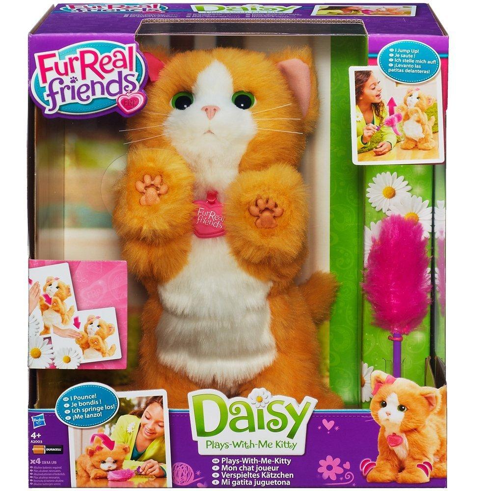 Hasbro Fur Real Friends Daisy, mein verspieltes Kätzchen jetzt bestellen