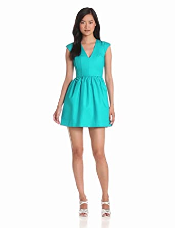 French Connection Women's Unno, Bali Blue, 0