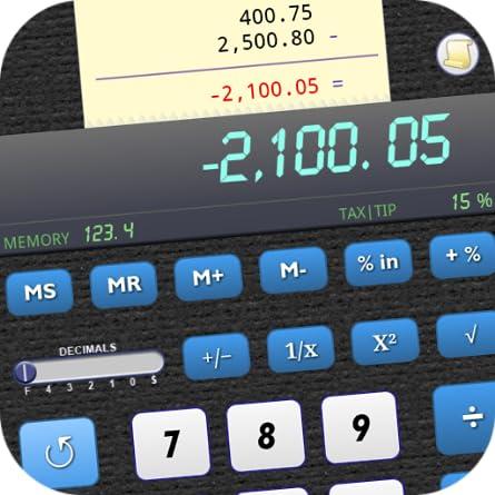 Calculator with Undo & History (Ad Free)