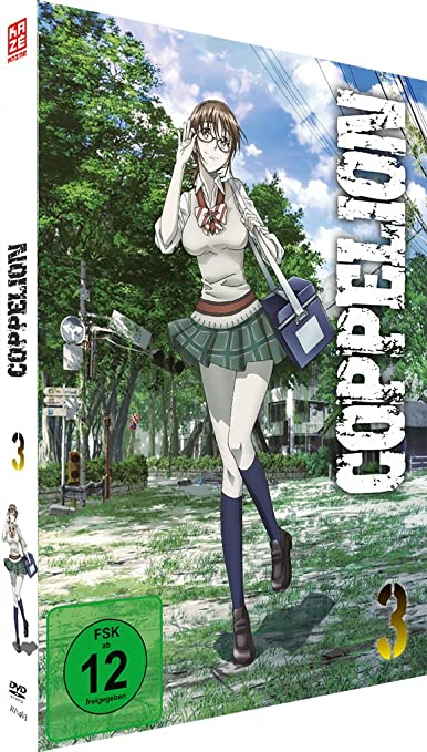 Coppelion, Volume 3 (DVD)