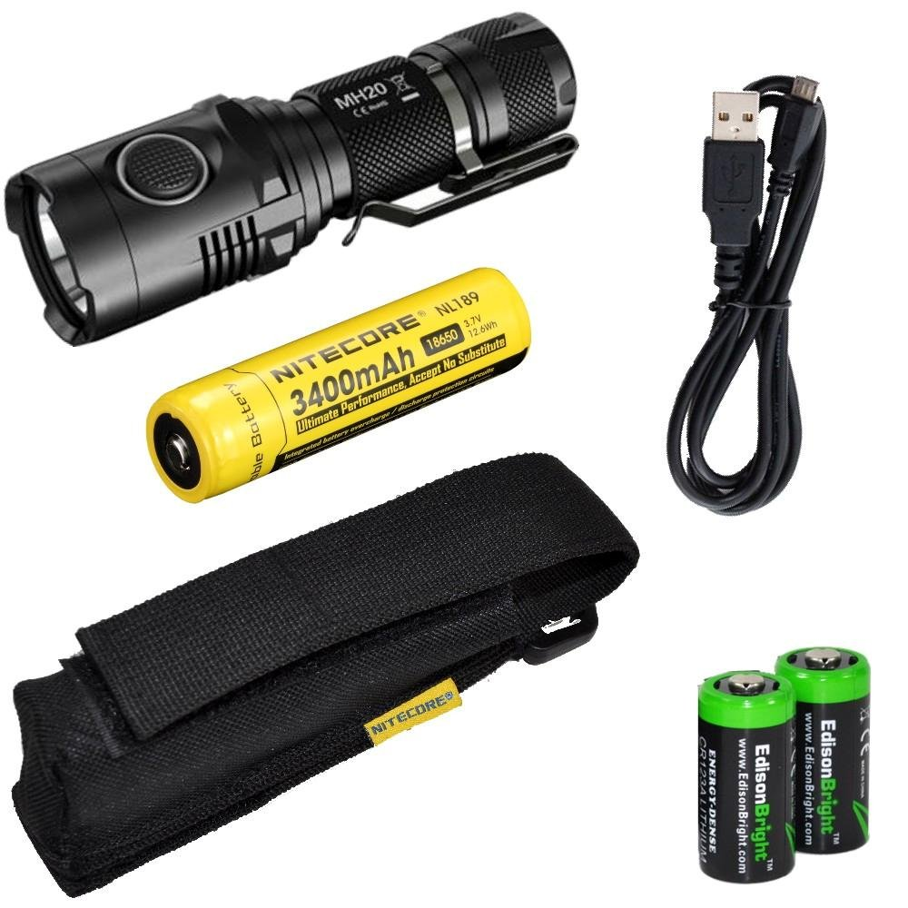 Smallest Rechargeable Flashlight Rechargeable Flashlight