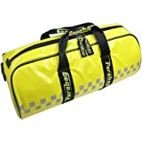 Parabag Bags Canvas & Beach Tote Bag, 55 cm, 32.0 L, Yellow (Color: Yellow, Tamaño: 55cm)