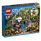 レゴ(LEGO)シティ ジャングル探検飛行機と古代遺跡 60162