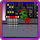 SHOOT THE ZOMBIE HEAD (a basketball net shot game)