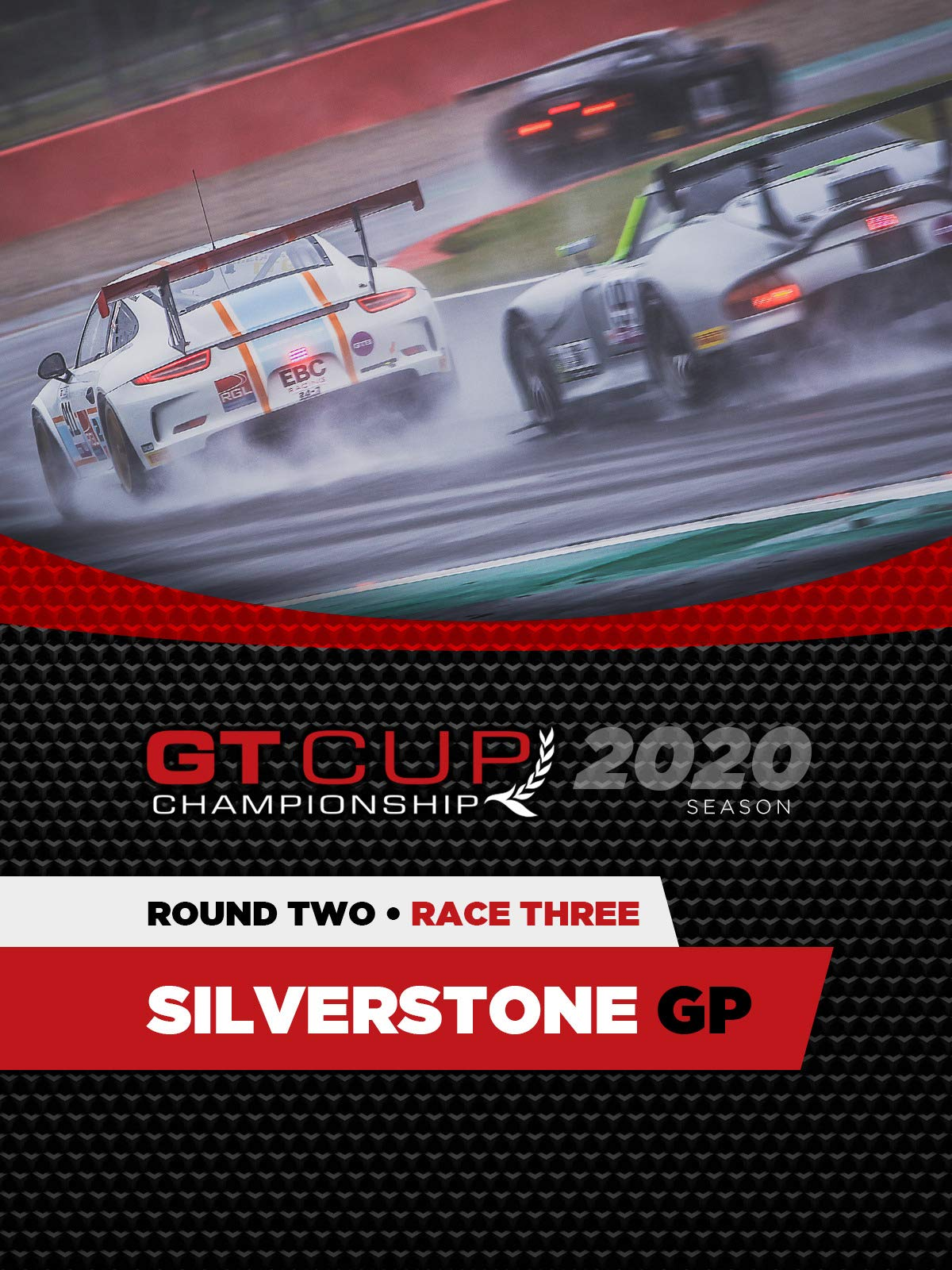 GT Cup 2020 Round TWO race THREE Silverstone