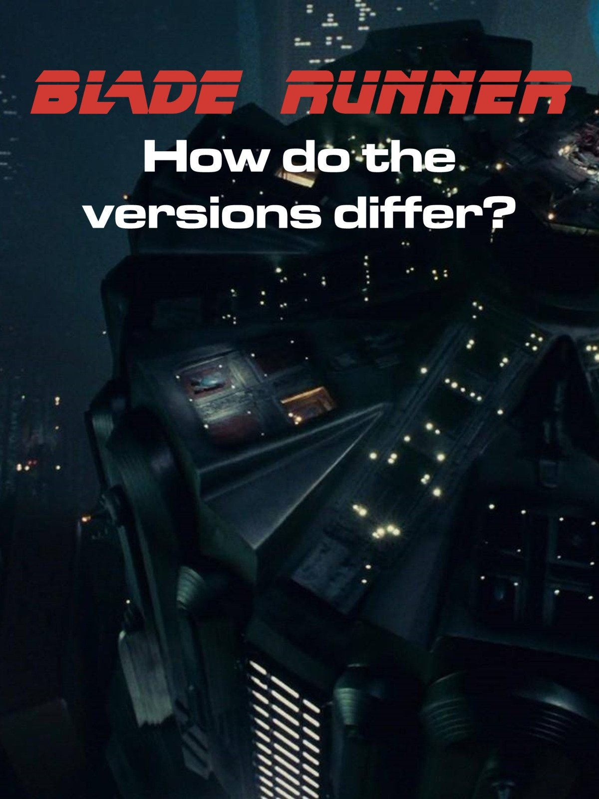 Review: Blade Runner on Amazon Prime Video UK