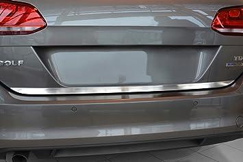 Chrom Ford Fiesta VI Heckleiste Bj ab 2009/> aus Edelstahl