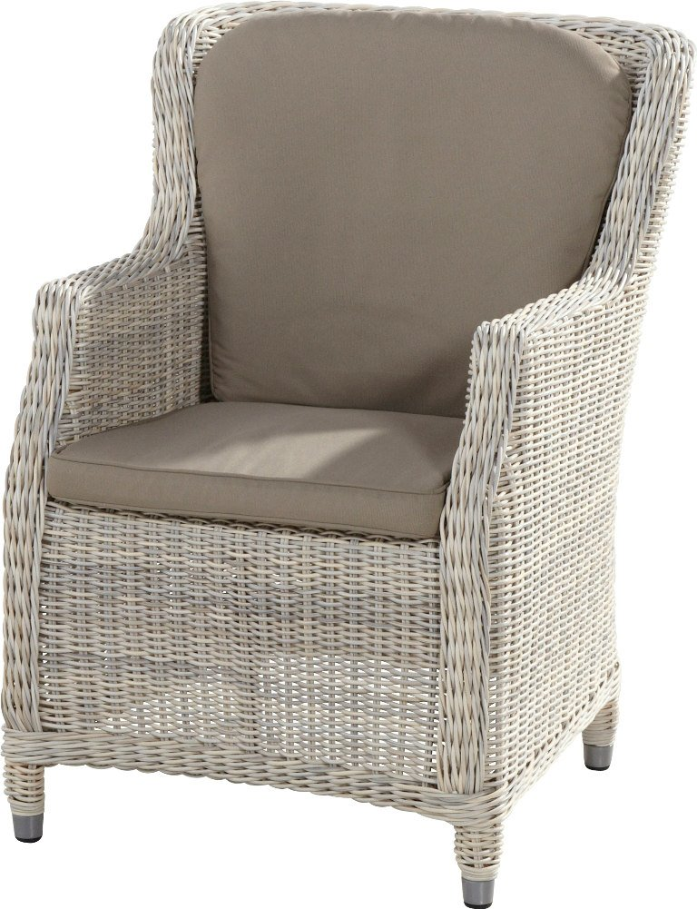 4Seasons Outdoor Brighton dining Sessel Polyrattan provance wicker online bestellen