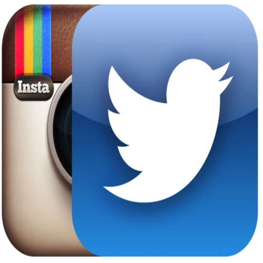 Get Instagram and Twitter followers Daily