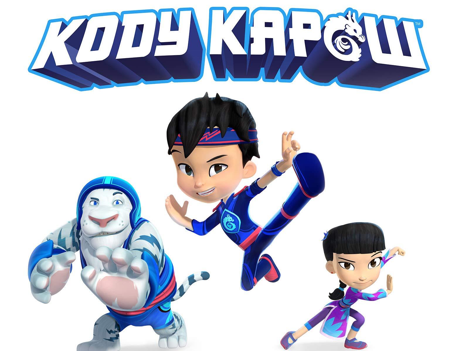 Kody Kapow on Amazon Prime Video UK