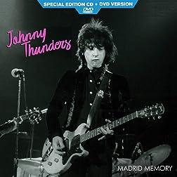 Johnny Thunders - Madrid Memory [DVD plus Bonus CD]