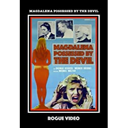 Magdalena Possessed By The Devil 1974
