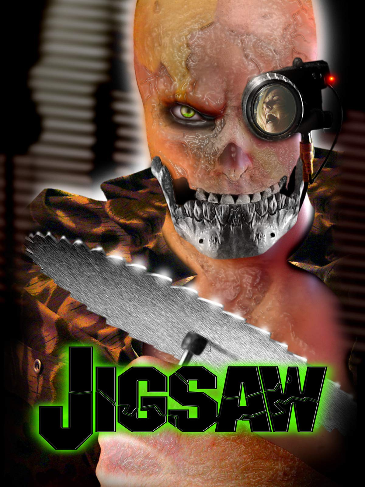 Jigsaw on Amazon Prime Video UK