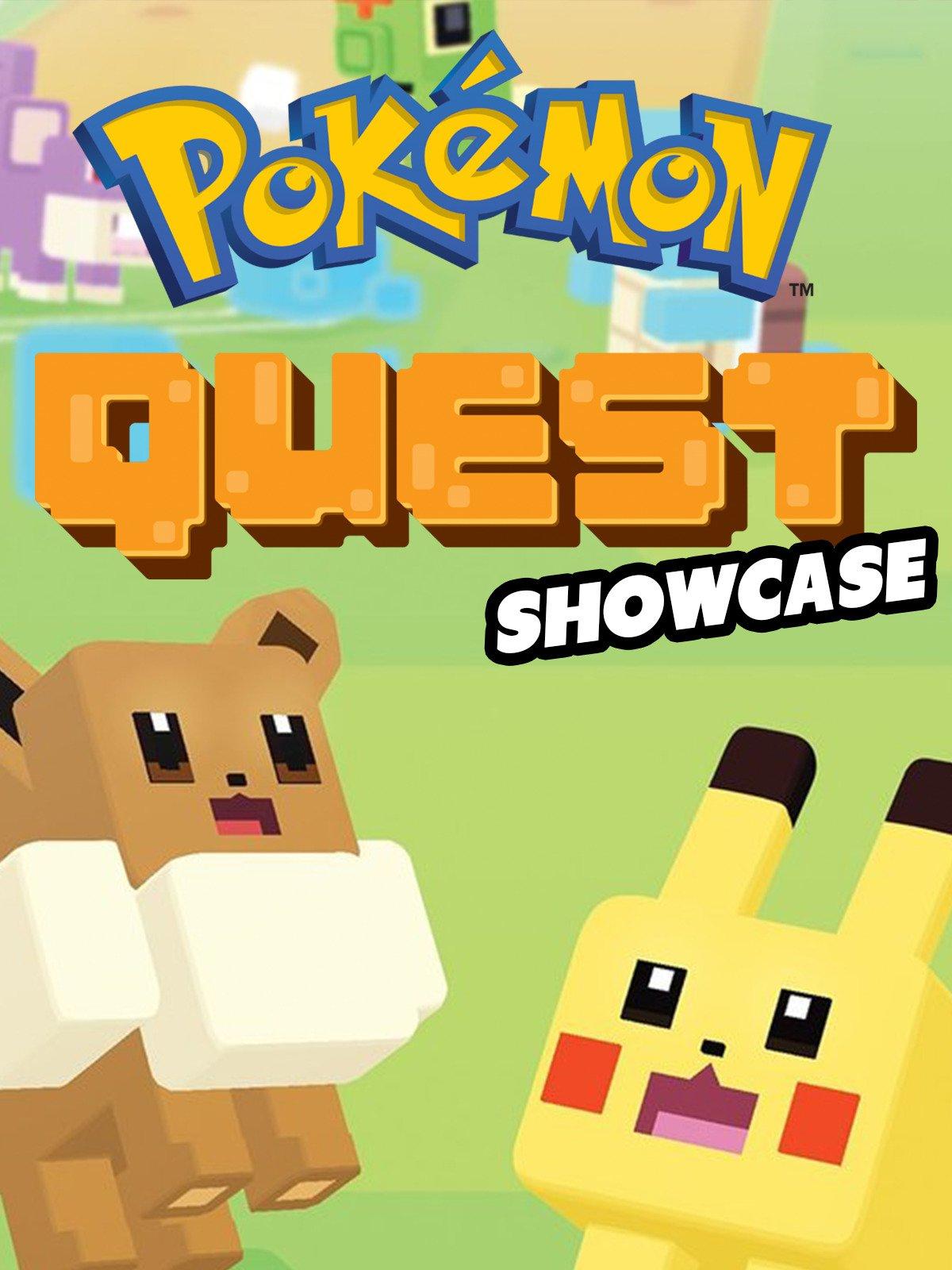 Clip: Pokemon Quest Showcase