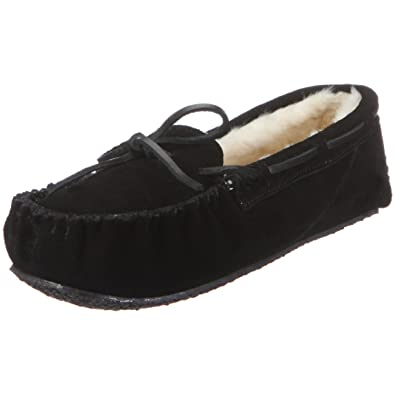 Original Minnetonka WoCally Faux Fur Slipper For Women Outlet Multi-Colors