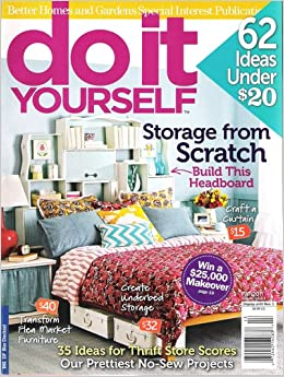 Do It Yourself Better Homes And Gardens Special Interest