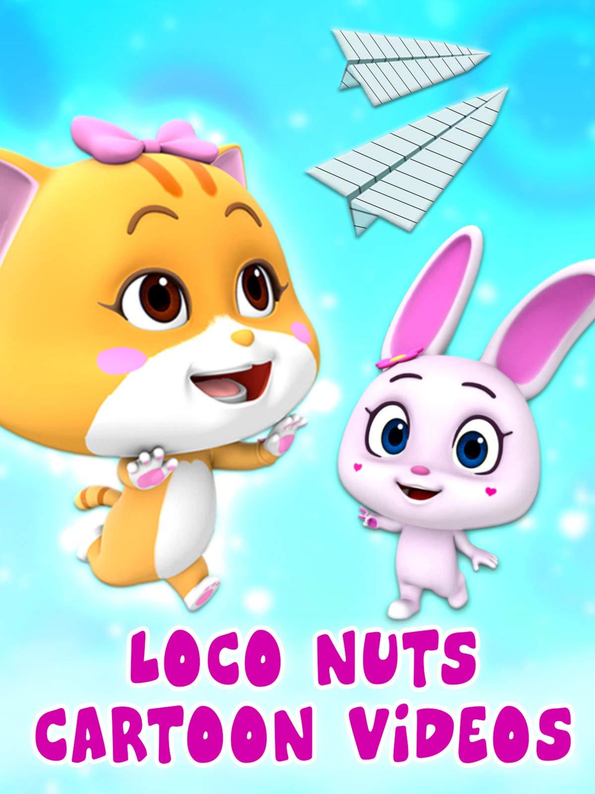 Loco Nuts Cartoon Videos