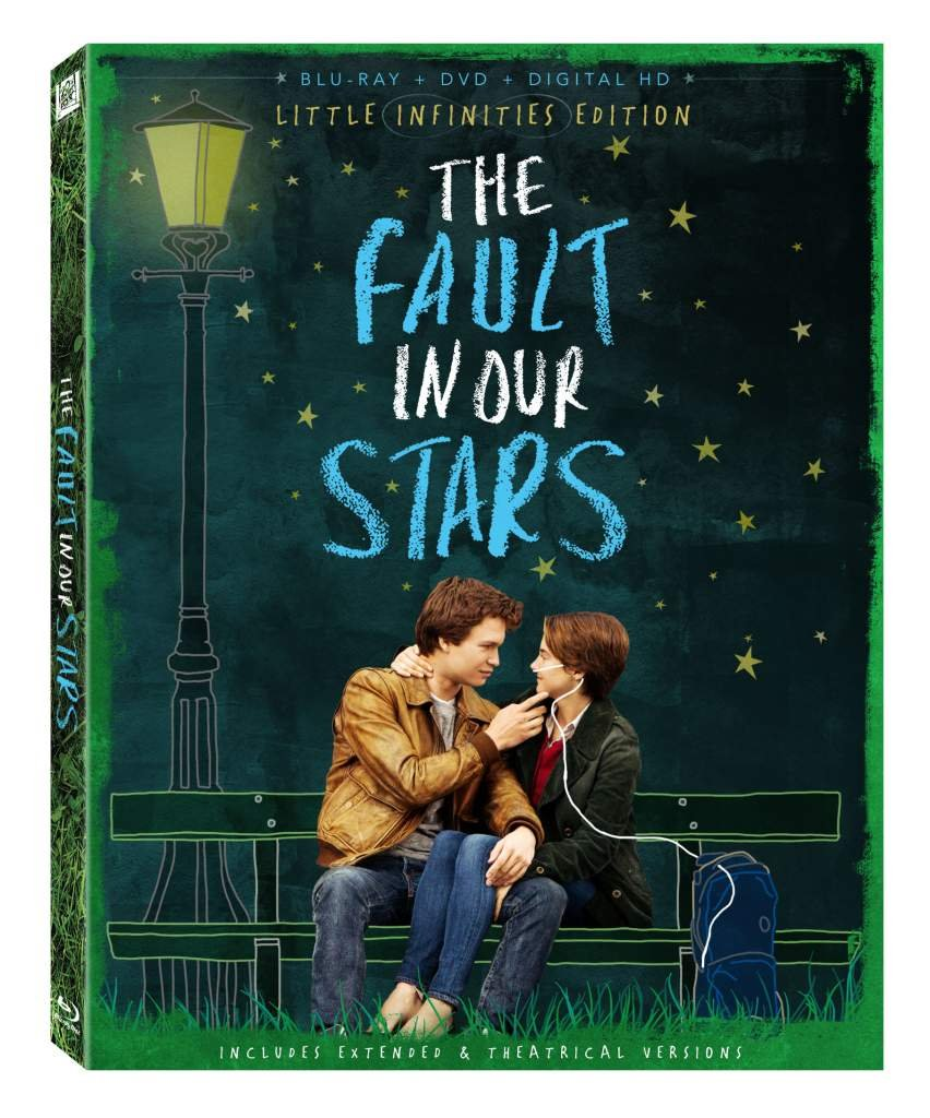 the fault in our stars 2014 bluray forum