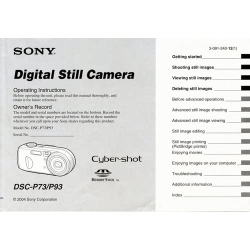 Download Sony Hdtv Owners Manual
