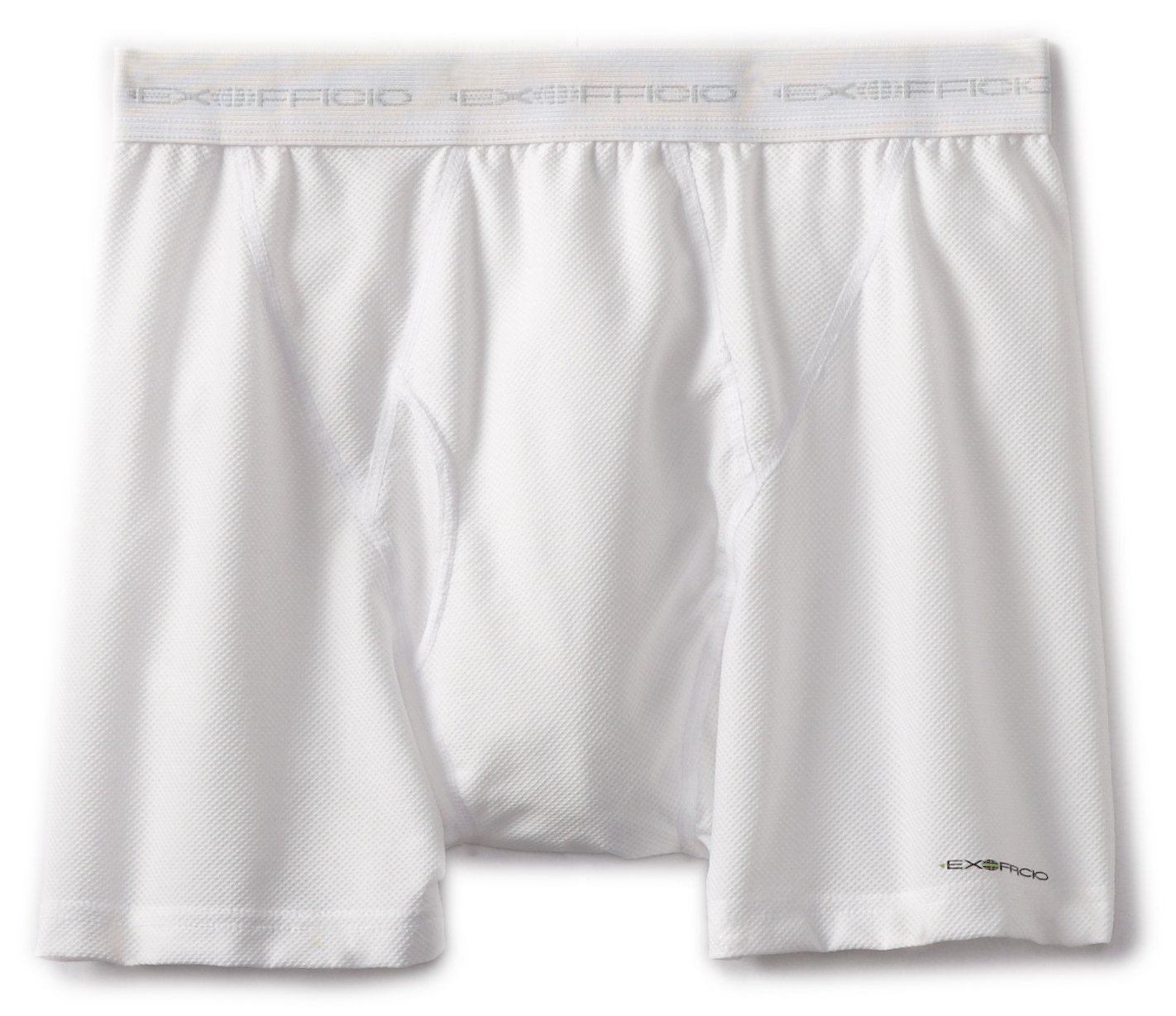 ExOfficio Men's Give-N-Go Boxer Brief White