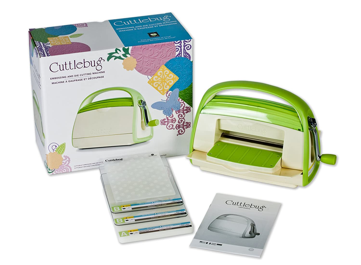 embossing machine for scrapbooking