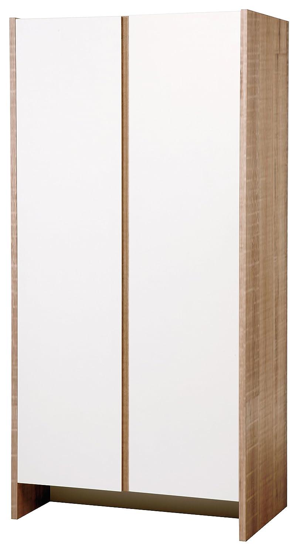 "roba 49861 Kleiderschrank 2-türig, ""Maxima"""