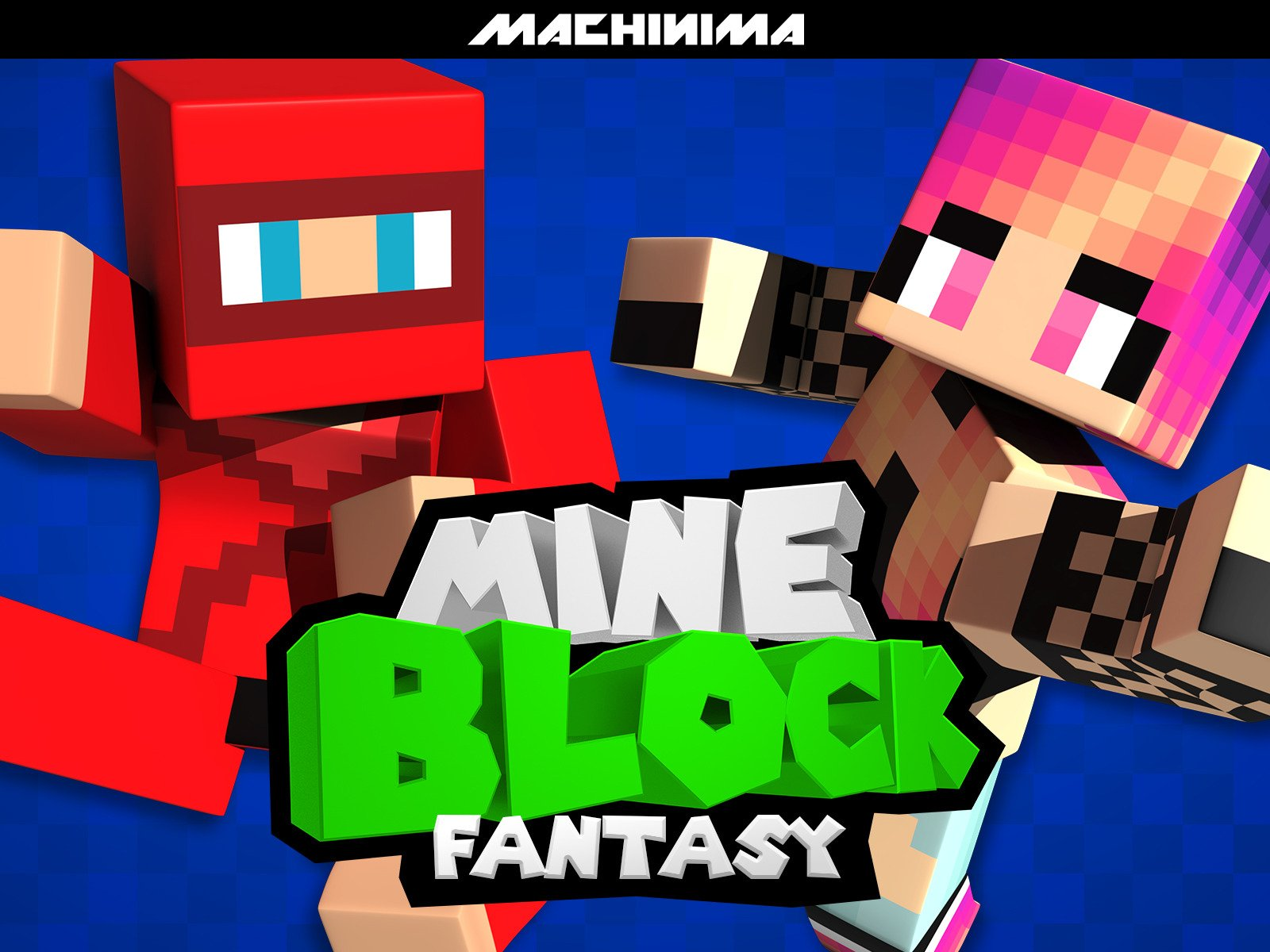Clip: Mine Block: Fantasy on Amazon Prime Video UK