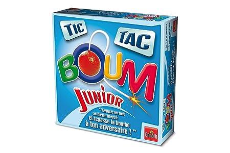 Goliath - Jeu de société - Tic Tac Boum Junior