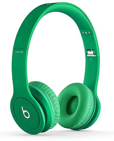 Beats by Dr. Dre Solo HD Casque Audio - Vert Monochrome