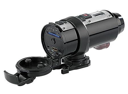 Somikon HD Action Caméscope Zoom optique 1x Flash Protection anti-éclaboussures (Import Allemagne)