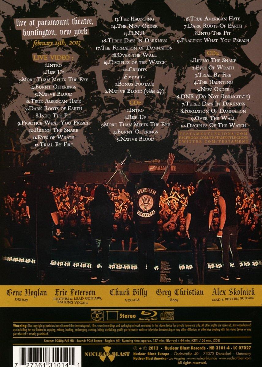 Dark Roots Of Thrash Tour