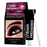 Verona Pro Series Henna Cream Brown for Eyebrows - 10 applications
