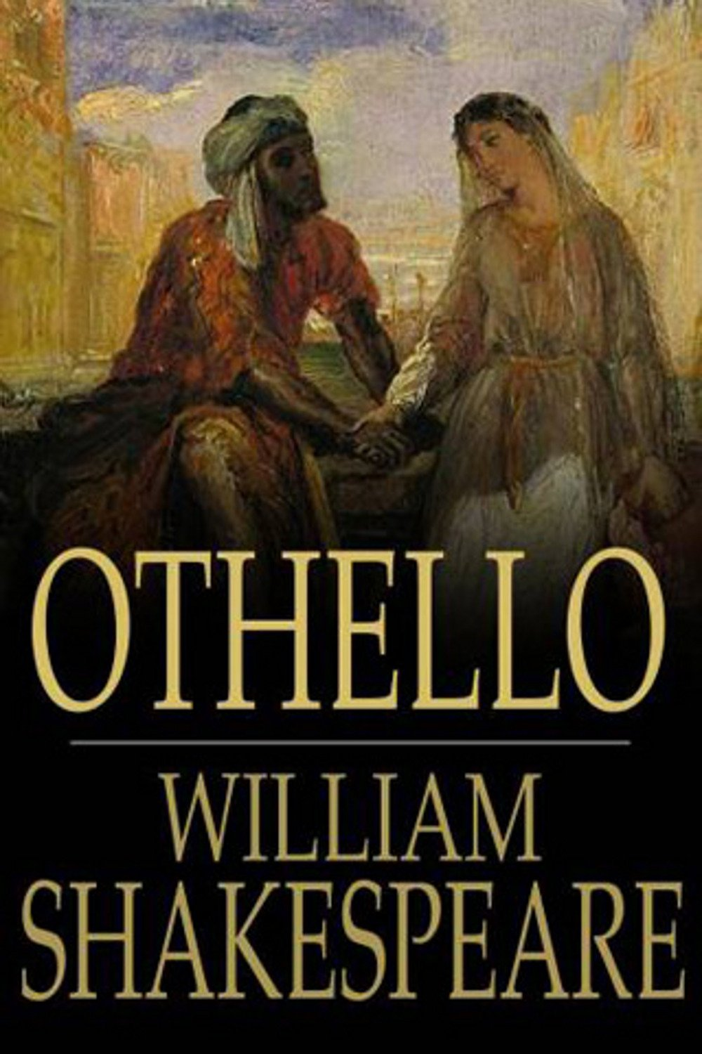 an analysis of othellos greatness and weakness in othello by william shakespeare