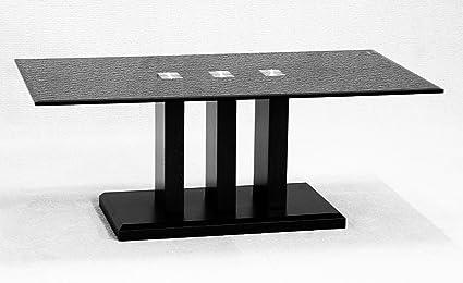 Troy Black Coffee Table